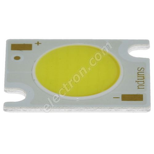 LED 7W COB Warm White Color 700lm/120° Hebei SS12N7W3C