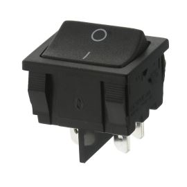 Rocker Switch Bulgin H8650VBAAG