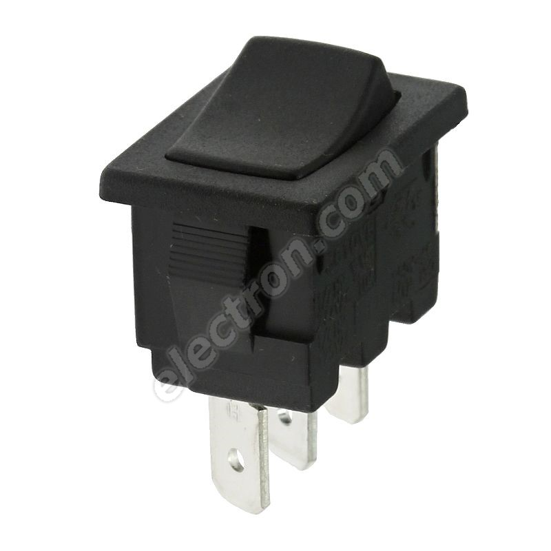 Rocker Switch Arcolectric H8610VBAAA