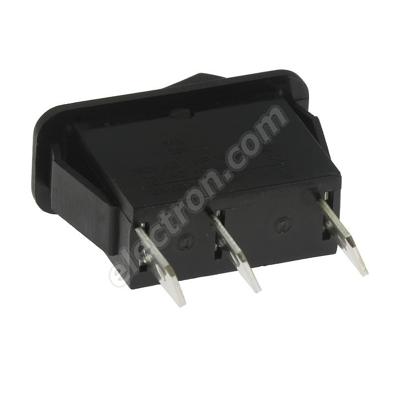Rocker Switch Arcolectric C5503PBNAA