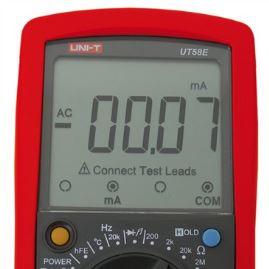 Digital multimeter UNI-T UT58E