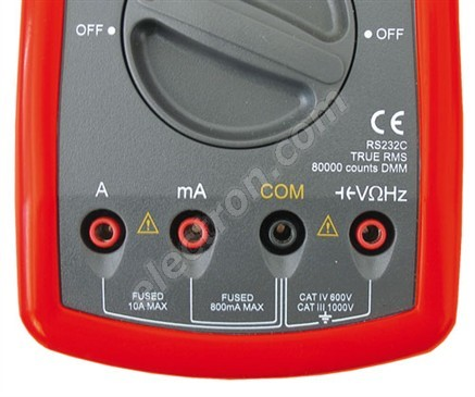 Digital multimeter UNI-T UT70D