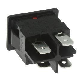 Rocker Switch Arcolectric H8553VBNAM