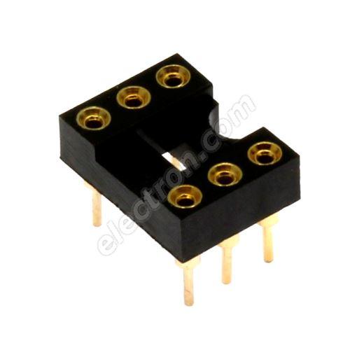 Precision IC DIP Socket Xinya 126-3-06RG