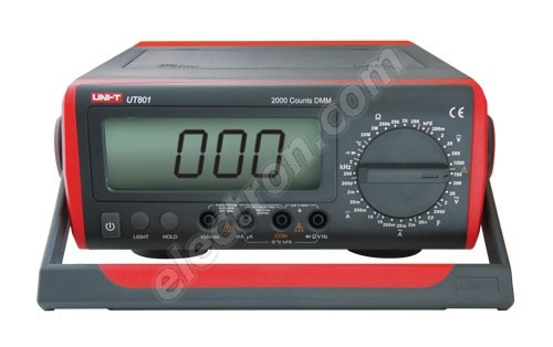 Bench type multimeter UNI-T UT801