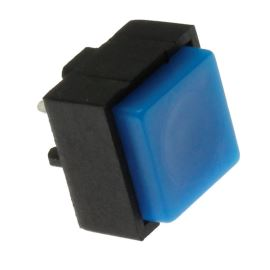 Pushbutton Switch Jietong PBS-18B BLUE