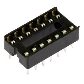 IC DIP Socket Xinya 125-3-14